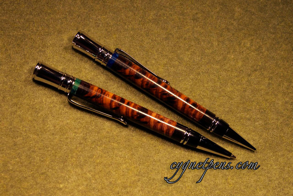 Vitiated Cocobolo Set
